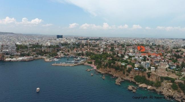 Türkiye genelinde en çok konut satılan ikinci ilçesi Muratpaşa, çekim merkezi oldu