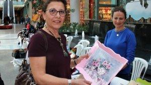 Antalya'da Dünya Kadınlar Günü El Emeği Sergisi açıldı