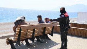 Yoğunluğa polisten 'Korona' uyarısı !