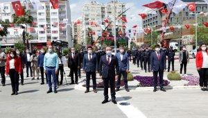 Büyükşehir 23 Nisan'ı böyle kutladı