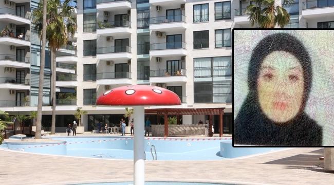 İranlı kadın sitenin bahçesinde ölü bulundu !