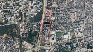Meltem Bulvarı'nın bir bölümü 13 Nisan'da trafiğe kapatılıyor