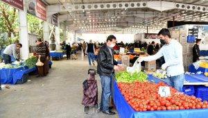 Muratpaşa'da pazar yerleri değişti ! işte detaylar