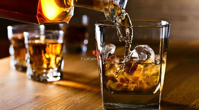 Toplu halde alkol alanlara 25 bin TL ceza