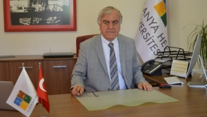 Prof. Dr Ali Ekrem Özkul göreve başladı