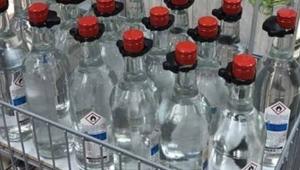 675 litre etil alkol ve 81 içki aroması ele geçirildi