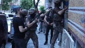 Uyuşturucu operasyonlarında 41 tutuklama