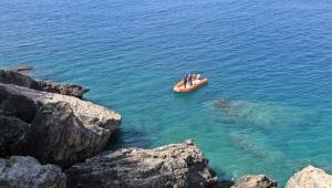 Antalya'da zıpkınlı dalgıç alarmı !