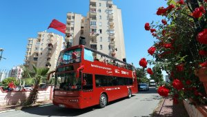 Antalya'da bayrama özel mobil konserler