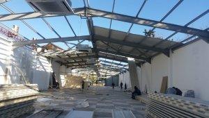 Antalya'da yıkımlar devam ediyor !