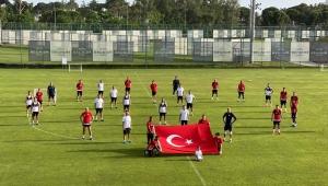 Antalyaspor gururlandırdı!
