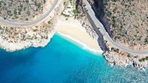 Dünyaca ünlü Kaputaş Plajı onlara kaldı !