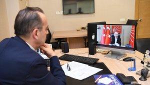 Kılıçdaroğlu, Konyaaltı'ndaki hayvancılık hakkında bilgilendirildi