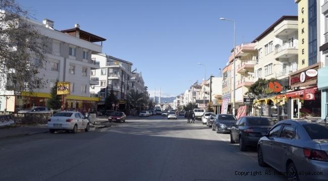 Kafeler caddesine 'Beyoğlu' modeli