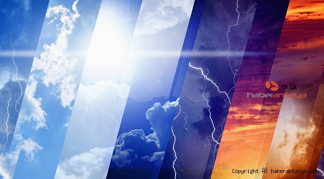 Meteoroloji'den bayram için hava durumu açıklaması