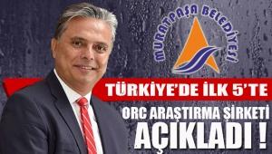 Ümit Uysal Türkiye genelinde ilk 5'te...