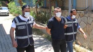 27 yıl hapis cezasıyla aranan cezaevi firarisi yakalandı