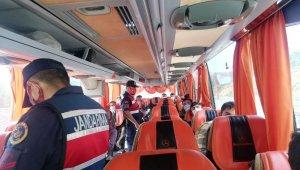 Antalya'da toplu taşımada sıkı denetim