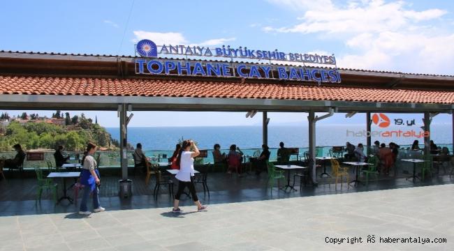 Büyükşehir Belediyesi Sosyal Tesisleri açıldı