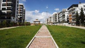 Çankaya'nın teras parkı tamamlandı