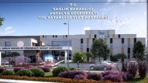 Döşemealtı Devlet Hastanesinde inşaat ihalesi aşaması