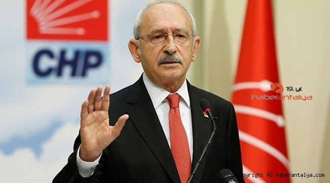 Kılıçdaroğlu Serik dosyasını açtı; 'Hepiniz Hırsızsınız'
