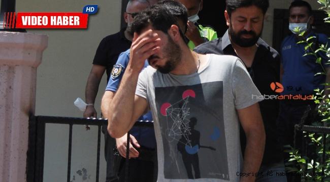 Madde bağımlısı genç, annesini eve kilitledi, polise yalvardı !
