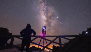 Türk astrofotoğrafçının fotoğrafı, 'En İyi Samanyolu Fotoğrafları' arasında