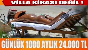 Günlük 1000 TL, Aylık 24 Bin TL