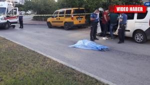 Yaşlı adam sokak ortasında ölü bulundu !