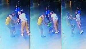 2,5 yaşındaki çocuğu kaçırmaya çalıştı, savunması 'yok artık' dedirtti !