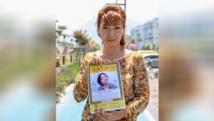 2 aydır kayıp olan kızını ilanlarla arıyor