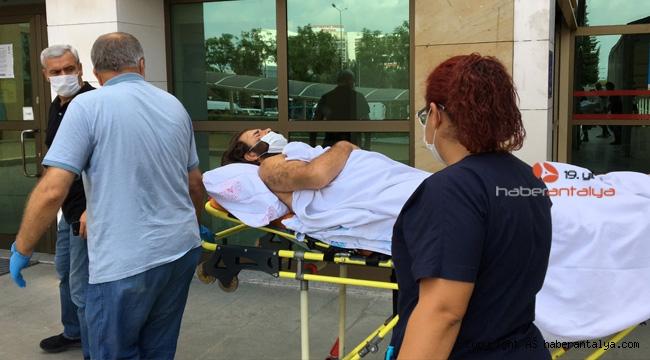 2 polisi yaraladı, sedye ile getirildiği adliyede tutuklandı !