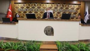 270 milyon liralık meclis toplantısı