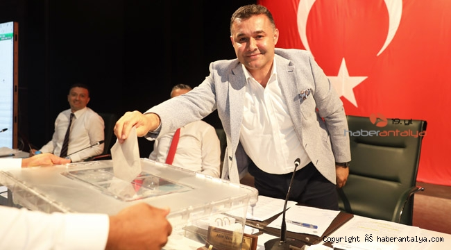 Alanya Belediye Meclisi, 3 ay aradan sonra toplandı