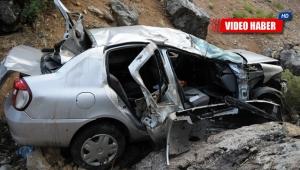 Alanya'da feci kaza ! 3 ölü 4 yaralı