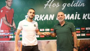 Alanyaspor, Berkan İsmail Kutlu ile sözleşme imzaladı
