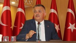 Antalya Valisi Ersin Yazıcı:' Bütün araçlarınıza el koyarım, buna yetkim var'