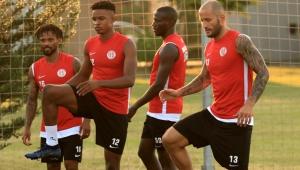 Antalyaspor'da MKE Ankaragücü mesaisi
