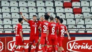 Antalyaspor durdurulamıyor !