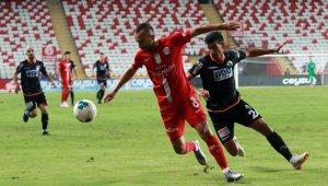 Antalyaspor'da hedef yüksek ! İşte sezon istatistikleri