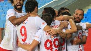 Antalyaspor'un, dış sahada 7 maçlık yenilmezlik rekoru