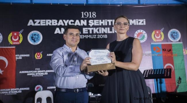 Azerbaycan'dan Tütüncü'ye teşekkür