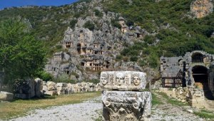 Aziz Nikolaos Anıt Müzesi ve Myra Antik Kenti ziyaretçilerini bekliyor