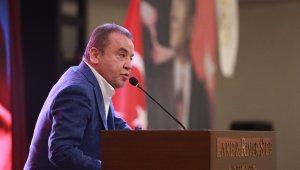 """Başkan Böcek : """"Manavgat hem Antalya hem Türk turizmi için son derece önemli"""""""