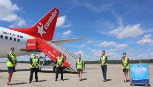 Corendon Airlines Europe uçuşlara başladı