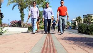 Dinek'ten Kargıcak'a kesintisiz bisiklet yolu