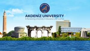 Dünya'nın en etkili 4 bilim insanı Akdeniz Üniversitesi'nden !