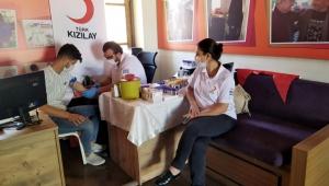 Finike'de kök hücre bağış kampanyası