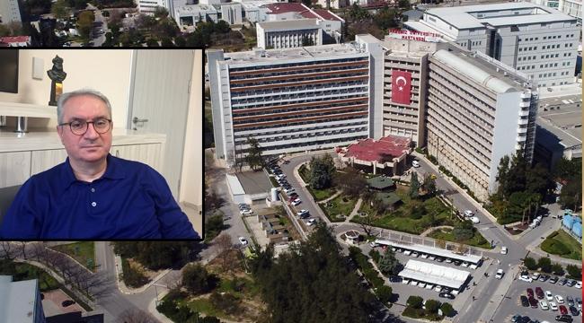 Hastanede, 5 personelde koronavirüs !
